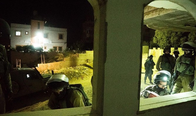 Demolition of home of Hallel-Yaffa Ariel's murderer