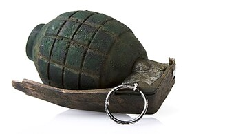 Soldier accused of stealing grenades