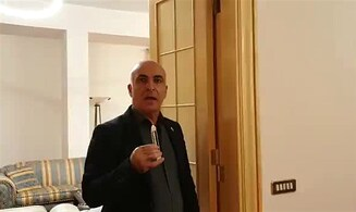 Ambassador to Italy affixes mezuzah in new home: I miss Israel