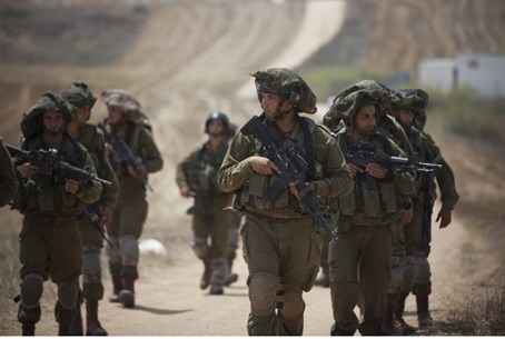 IDF soldiers (file)