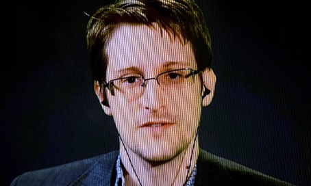 Edward Snowden (file)